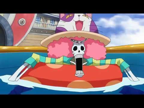 One Piece Nami Human Weapon
