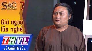THVL | Sao nối ngôi Mùa 3 - Tập 7[4]: Ca cảnh Mẹ tôi - Phạm Huyền Trâm