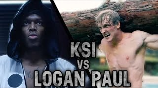 Logan Paul vs KSI who will BATTLE!   MORE!