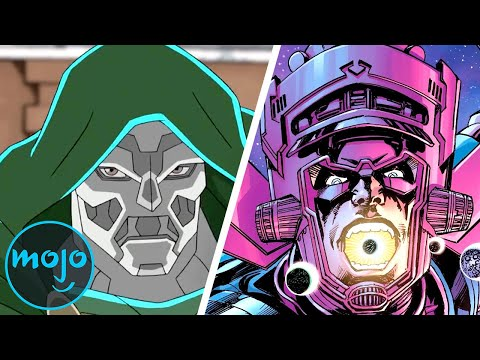 Top 10 MCU Villains Being Set Up for Phase 5
