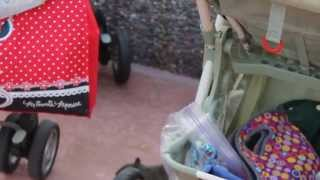 Thief Caught Stealing Stuff Out of Strollers at Walt Disney World