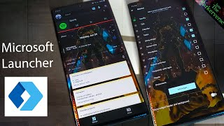 Microsoft launcher - Why should you check it out! - Quick Look & Guide (2020) screenshot 5