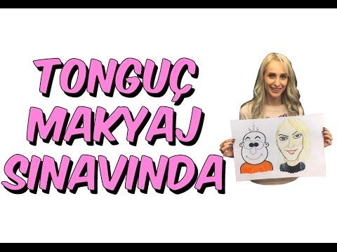 Tonguç Akademi'den Tonguç Makyaj Sınavında | Sebi Bebi