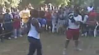 Eastside Backyard Brawl Twin vs. Ciare ROUND 2