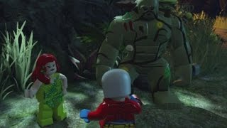 LEGO Batman 3 - Hall of Doom 100% Guide (All Collectibles)