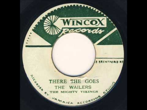 The Wailers with The Mighty Vikings - There She Goes mp3