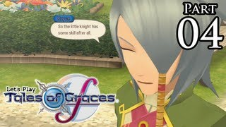 Tales of Graces f [04] Every Anime Ever.