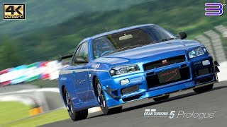 RPCS3 PS3 Emulator - Gran Turismo 5 Prologue Ingame / Gameplay 4k 2160p #2! VULKAN (a4f67cc + WIP)