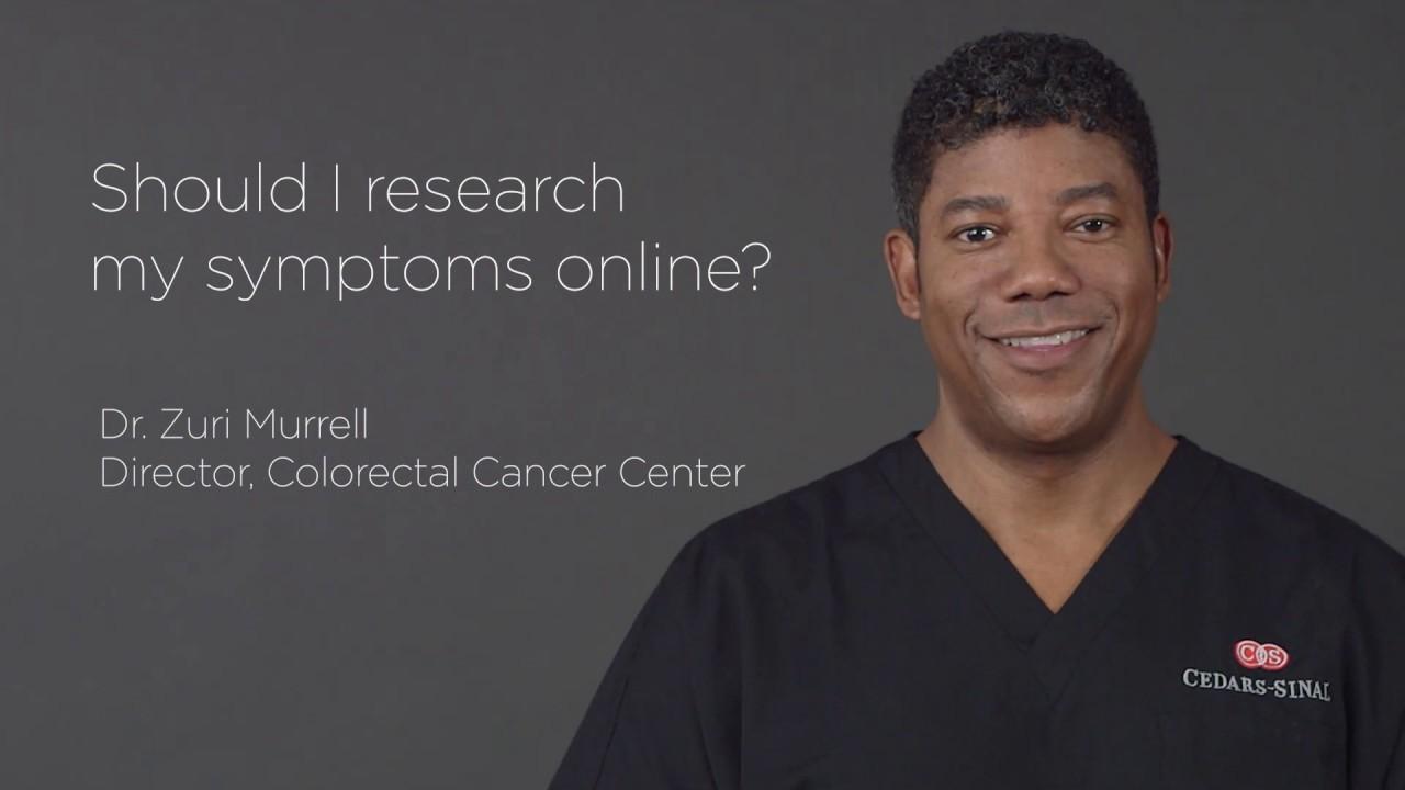 Should I Research My Symptoms Online? | Cedars-Sinai