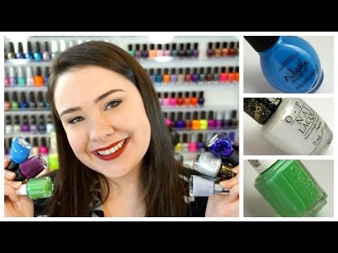 Huge Discount Nail Polish Haul!