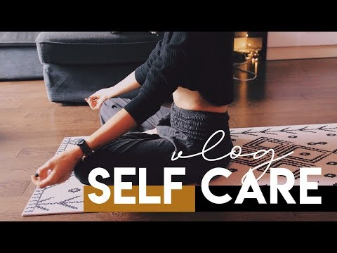 self care vlog | how to handle stress and anxiety