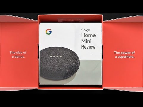 Won A Brand New Google Home Mini 2017 $49 , Is It Better Than The Old Model (Mini Review)