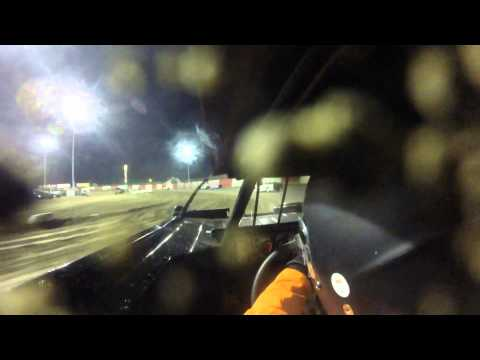 Limited Late Model Feature - East Bay Raceway Park 4/25/2015