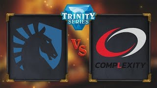 Hearthstone - Trinity Series Semifinals - Team Liquid vs CompLexity