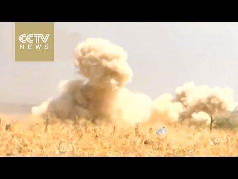Syrian rebels capture strategic Syrian town of Halfaya