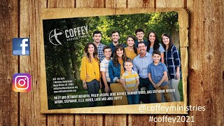 Aaron Coffey - October 8th, 2020