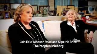 The People's Brief with Robbie Kaplan and Edie Windsor