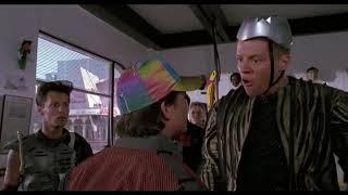 Марти говорит нет ... отрывок из фильма (Назад в будущее 2/Back to the Future 2)1989