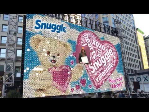 Snuggle Softens Hearts This Valentines Season Doovi