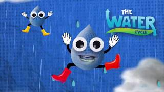 The Water Cycle Song [POPTOPICS] KS2 Geography