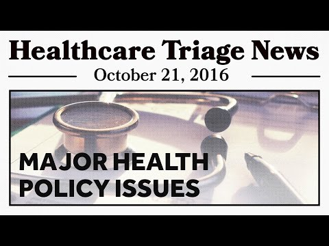 Health Care Reform, and the Issues We Face