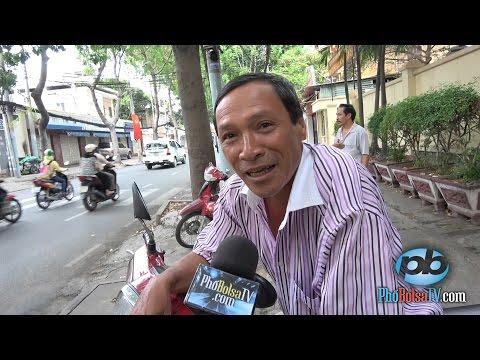 Tổng thống Mỹ thăm Việt Nam, tài xế xe ôm Sài Gòn nói gì?