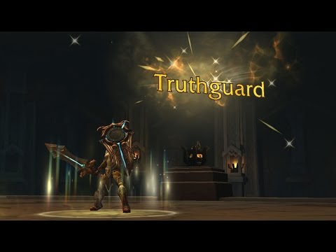 The Story of Truthguard [Artifact Lore]
