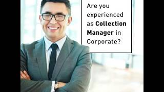 QSI Daily Vacancy: Collection Manager