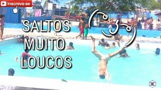 Saltos Mortais Muito Loucos (ESPECIAL DIA DAS CRIANÇAS) ( ͡° ͜ʖ ͡°)