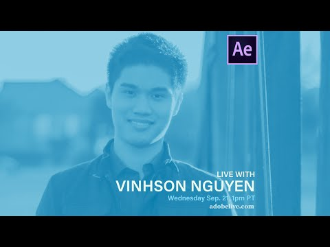 3D DESIGNS & WORKFLOW IN AFTER EFFECTS | Motion Design Live Stream