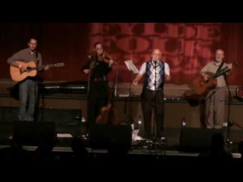 Alan Bell 75th@Fylde Folk Festival 2009