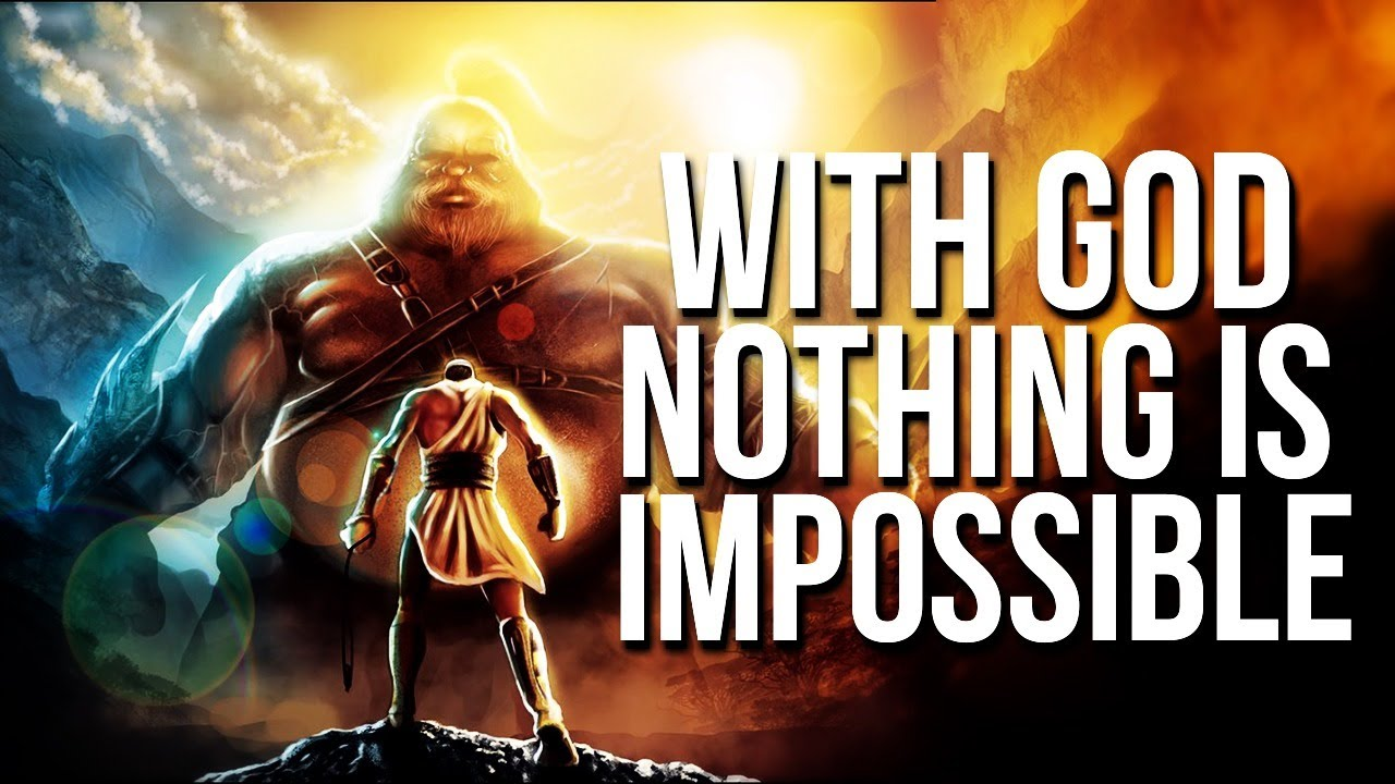 Facing Your Giants | God Still Does the Impossible - Inspirational & Motivational Video