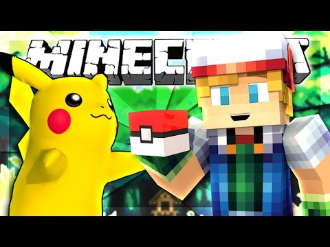 POKEMON IN VANILLA MINECRAFT!?
