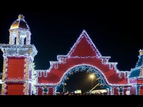 Thessaloniki - Christmas lights - 2017
