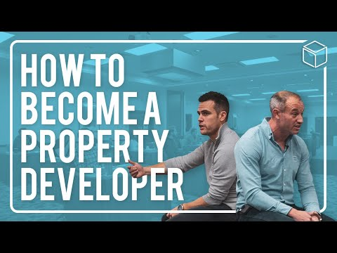 How to Become a Property Developer with No Money, Time or Knowledge