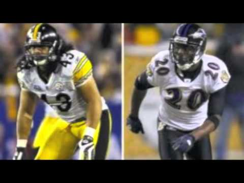 Top 5 Safeties for the 2012-2013 NFL Season