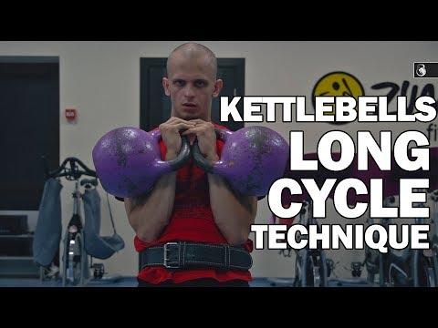 5 Secrets About Long Cycle From Ruslan Rudnev. Kettlebell Sport