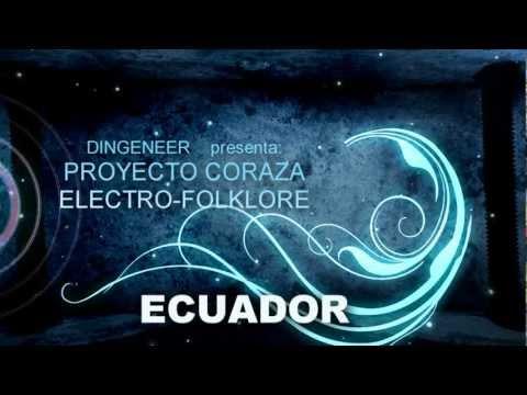 PROYECTO CORAZA  ELECTRO FOLKLORE - RUMI TIO