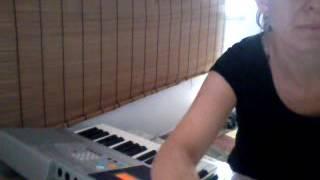 Bete Balanço  - Improviso no teclado