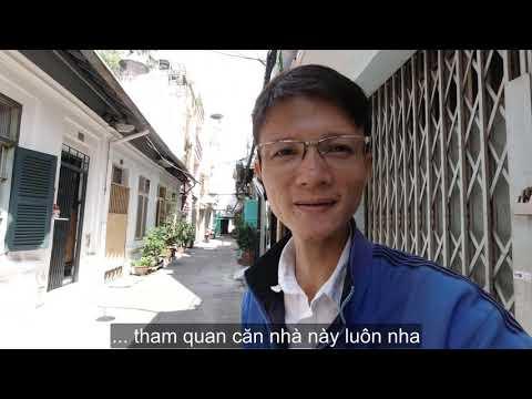 Chính chủ Bán nhà Trần Hưng Đạo Quận 5, gần mặt tiền, 4x17m trệt lững 2 lầu, hẻm 4m, sổ hồng riêng