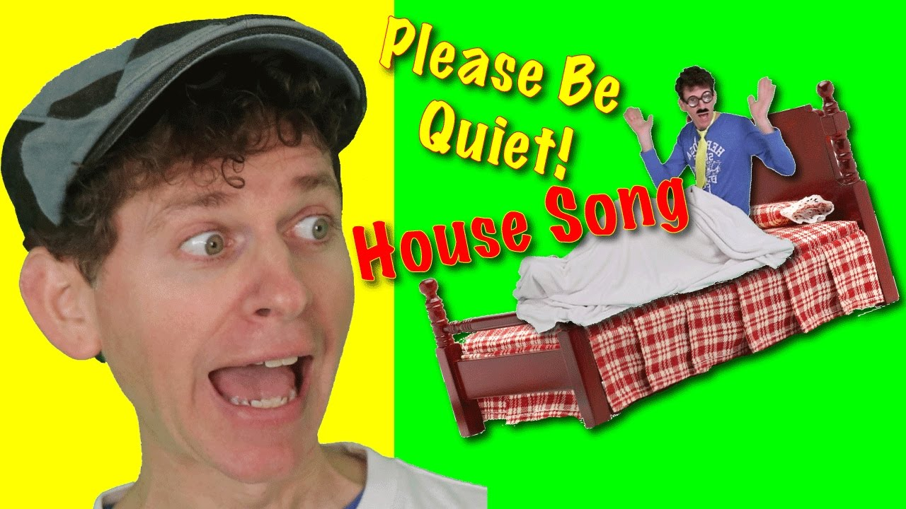 Resultado de imagen de Learn Rooms of the House Song with Matt | Action Songs for Children