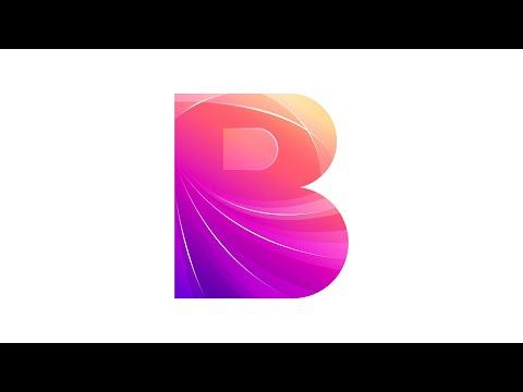 (Letter B) Logo Design - Affinity Designer Tutorial thumbnail