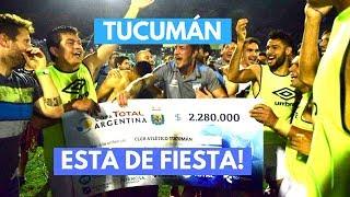 🔵 TUCUMÁN ESTÁ DE FIESTA! Emotica Definicion Por Penales ⚽ Rosario Central VS Atletico Tucuman 🔵