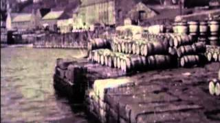 Port and trawlers, 1930's -- Film 7411