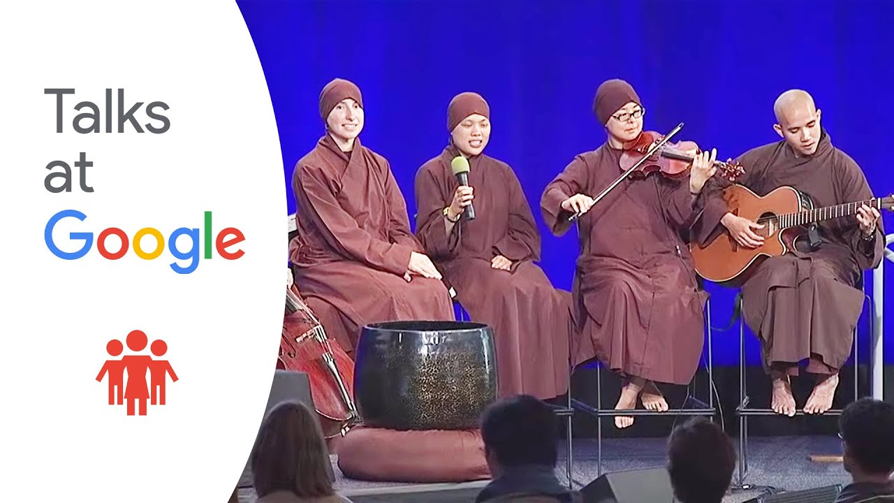 Thich Nhat Hanh Mindfulness As A Foundation For Health Talks