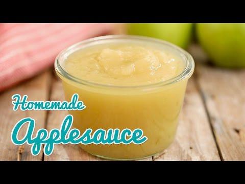 How to Make Homemade Applesauce Gemma's Bold Baking Basics Ep 28
