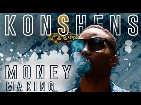 Konshens - Money Making [Ova Dweet Riddim] August 2016