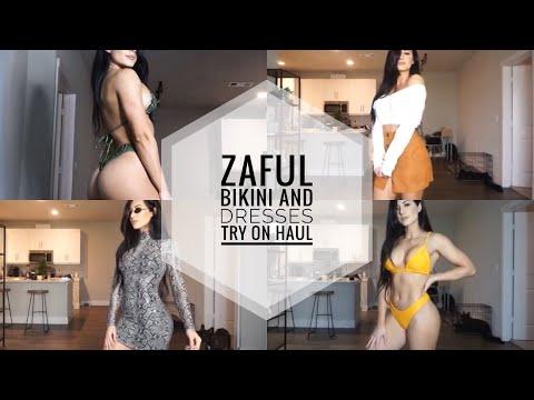Zaful Bikini And Dress Try-On Haul | $250 Top Picks