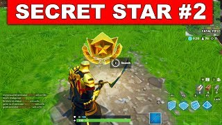 Week 2 Secret Battle Star Location Season 10 - Secret Loading Screen Location Battle star Season X