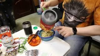 [2/2] Каша рисовая с овощами 'Здоровая еда' | 64руб. ($1.03)
